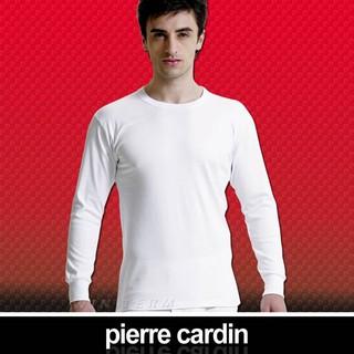 Pierre Cardin 皮爾卡登 排汗厚暖棉(圓領)長袖衫 台北市