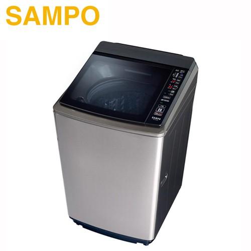 SAMPO 聲寶 ( ES-KD19PS(S1) ) 18KG PICO PURE 變頻單槽洗衣機【出清品下殺】