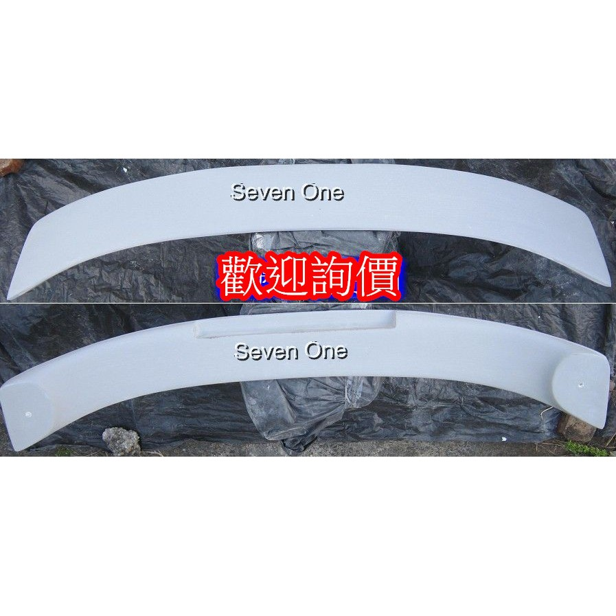 ☆ SEVEN ONE ☆ TOYOTA PREMIO 尾翼 (含LED燈)  97-00年  (空力套件)