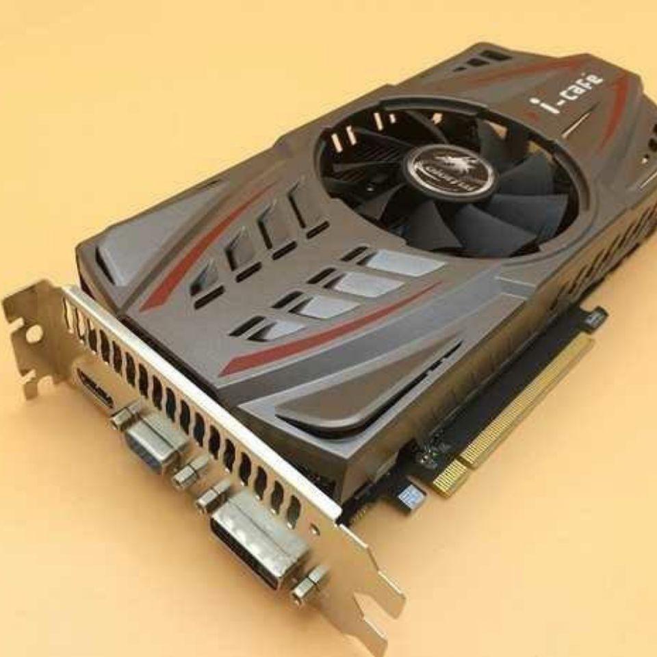 顯示卡GTX550TI 650 750 660 HD5750 6770 6850 6790 ddr5 臺式機顯示卡