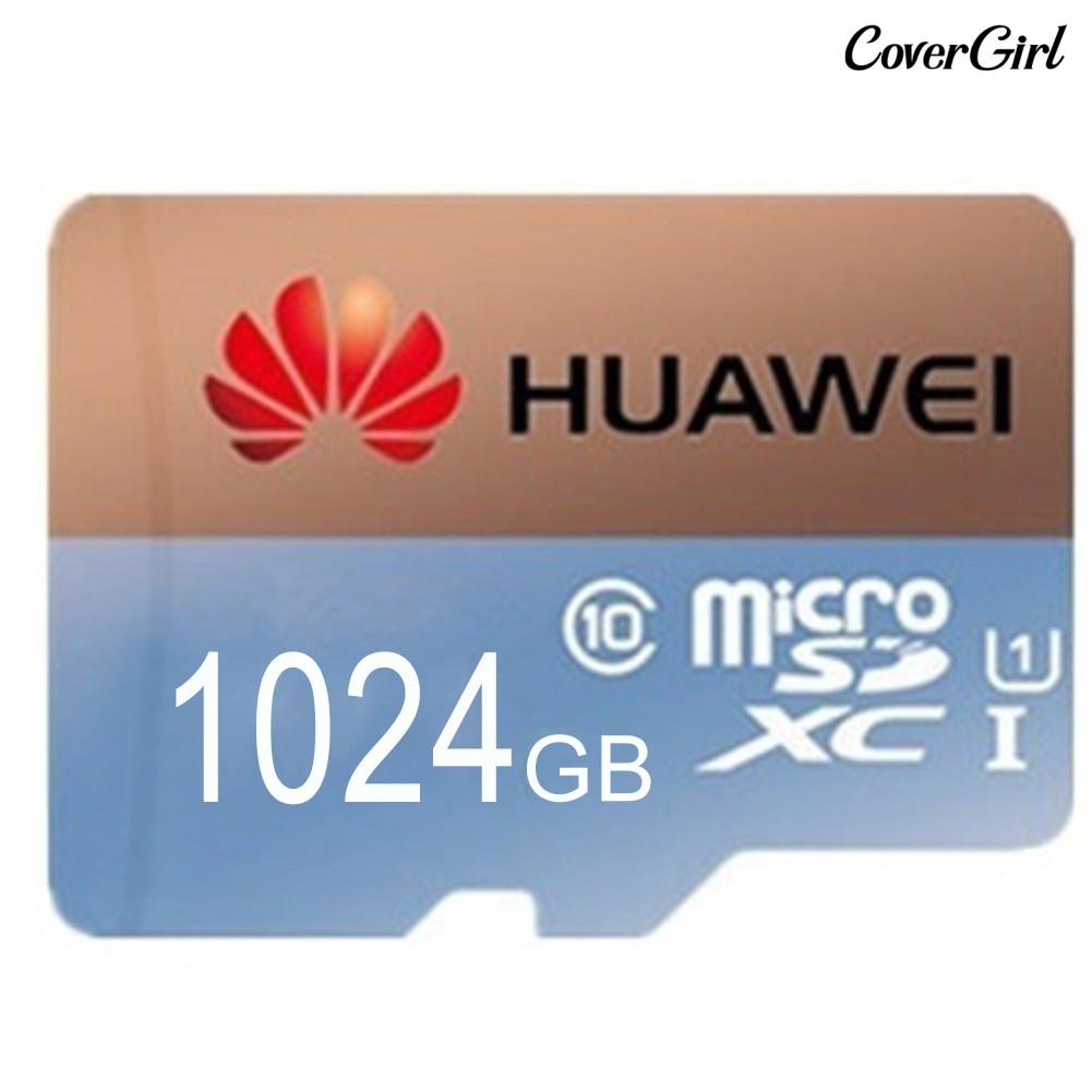 [Covergirl] 華為 Evo 512gb / 1tb Tf Micro Security Digital 存儲卡