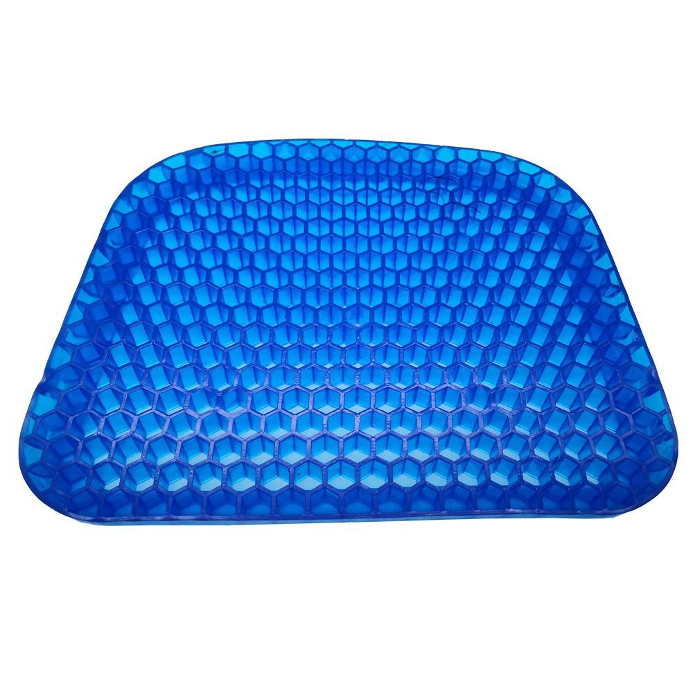 TPE透氣蜂窩狀凝膠坐墊 /涼感坐墊 /車內坐墊 / 辦公室椅墊 現貨