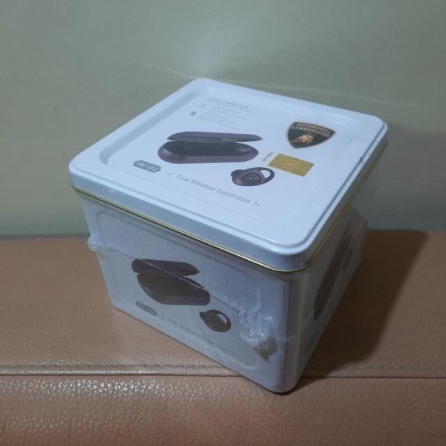 【NCC認證】藍寶堅尼IW-02-SR TW30藍牙藍芽耳機【一對.雙耳入】