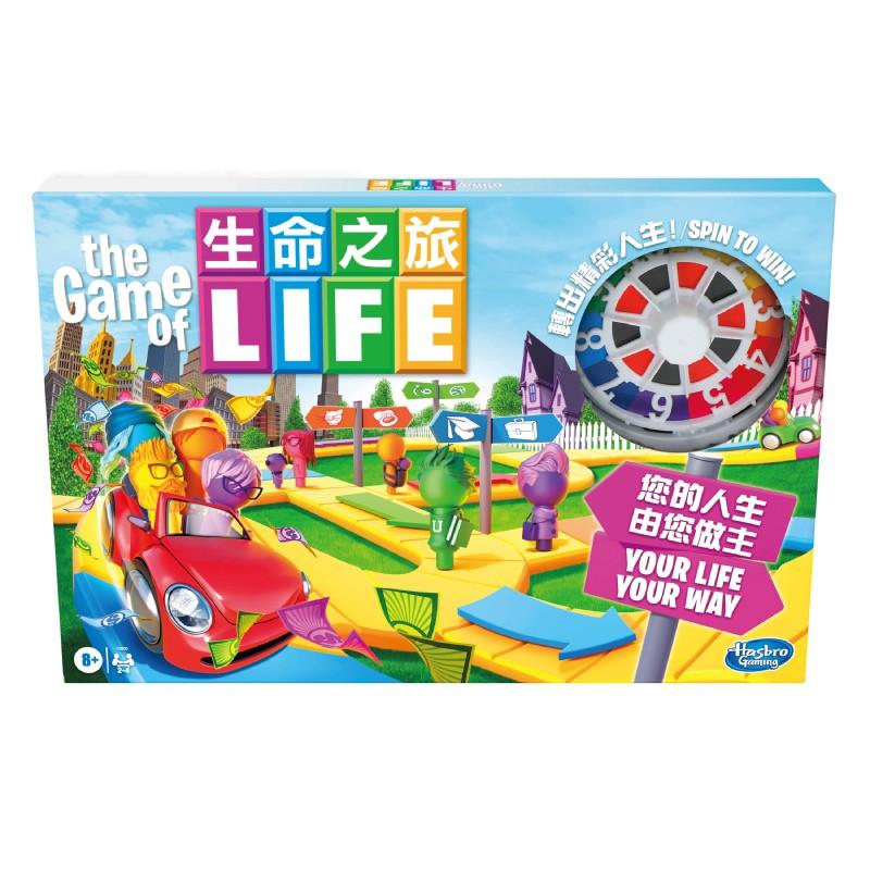 生命之旅教育遊戲組 桌遊 玩具反斗城