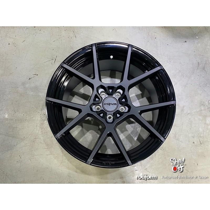 高雄人人輪胎 Rotiform kps 19吋 20吋 鋁圈 5孔112 5孔114.3 5孔120 前後配