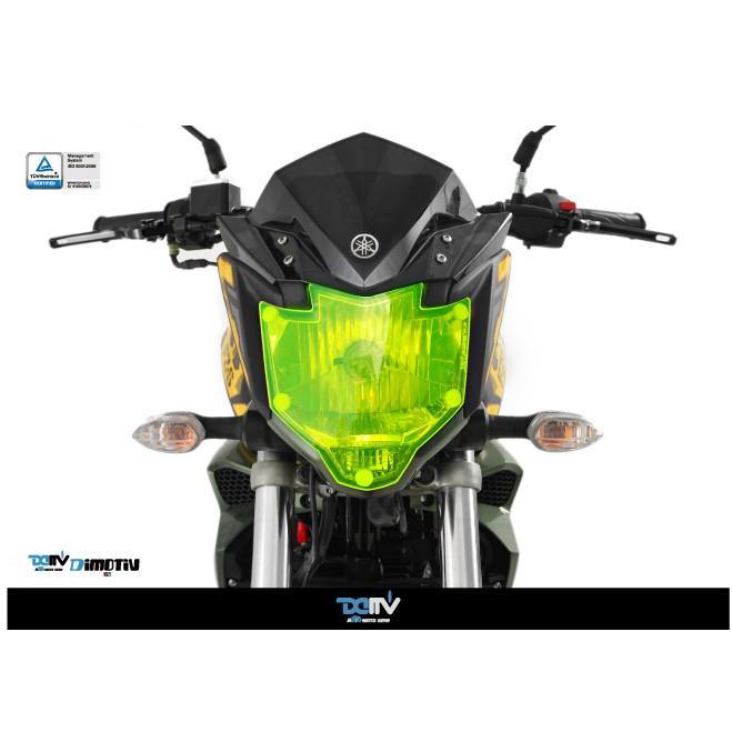 【KIRI】 DIMOTIV YAMAHA FZS-150 FZS 150 18 大燈護片 大燈護鏡 DMV