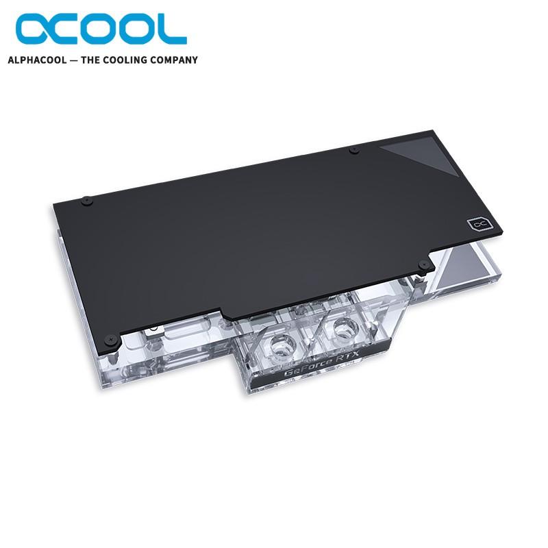 歐酷 Alphacool 北極狼RTX3090/3080公版全覆蓋顯卡一體式水冷頭