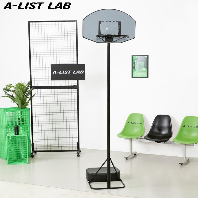 哆咪城堡A/LIST艾力青少年升降籃球架室內外便攜式成人籃球框戶外可扣籃