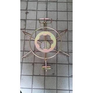 【泵浦五金】川方牌CCM-761電動通管機彈簧架~可到付(僅彈簧籠) 臺北市