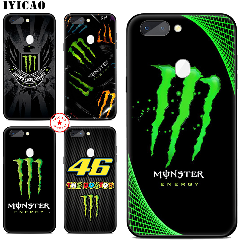 Xh34 Monster Cute Casing 軟殼 Oppo F11 A9 R9 F1 Plus R9S R15 R