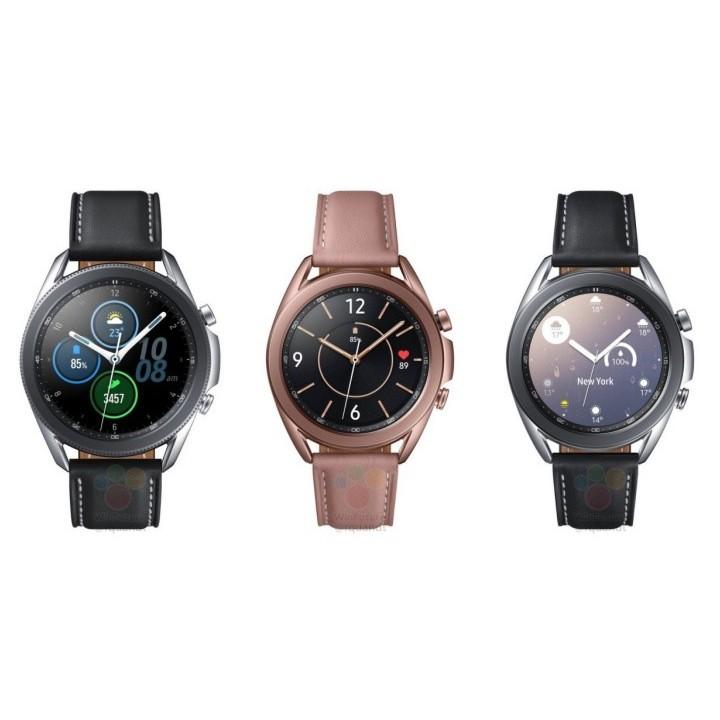 預購 二手 98新 三星 SAMSUNG Galaxy Watch 3 不鏽鋼  黑色銀色 41mm R850 (藍牙)