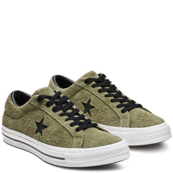 "CONVERSE ONE STAR  ""FORTY-FIVE YEARS"" 限量鞋紀念款"
