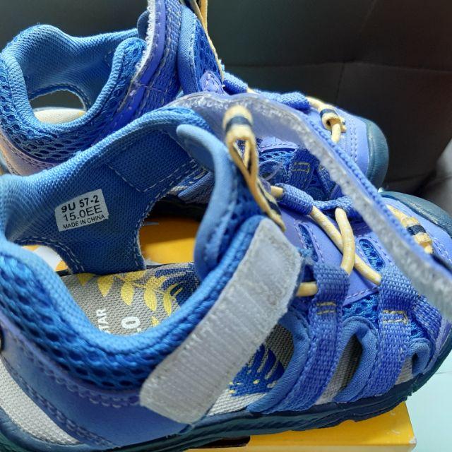moonstar 童鞋 15EE 二手