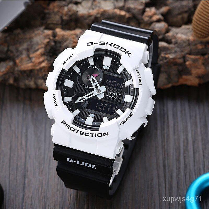 2lDS 卡西歐G-SHOCK運動手錶GAX-100B-7A/1A