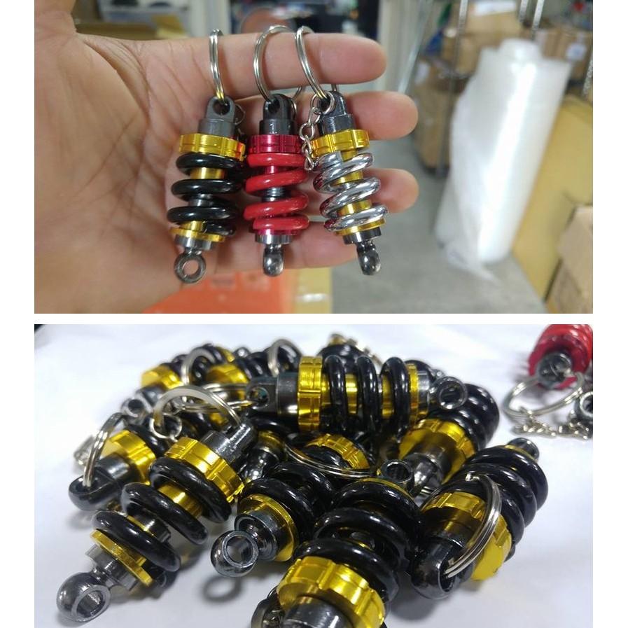 避震器鑰匙圈/送禮/造型/機車裝飾
