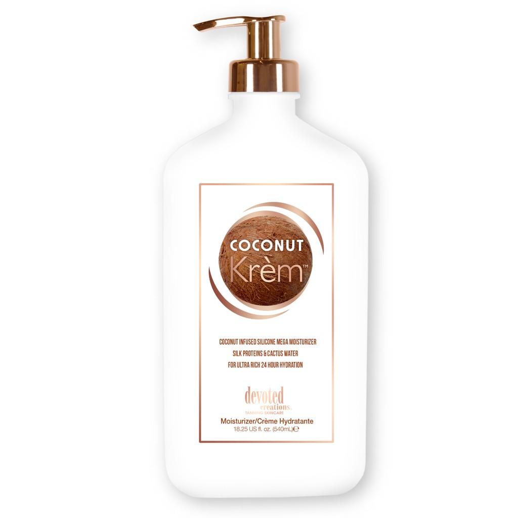 DC 古銅椰香定色乳 24H長效保濕《寶貝曬嘿》2021新品上市