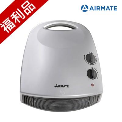 ⭐️免運⭐️可刷卡✴️福利品 AIRMATE艾美特 居浴兩用陶瓷電暖器 HP13008 銀河灰