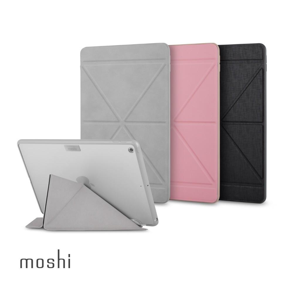 Moshi VersaCover for iPad 10.2-inch, 8th/7th gen 多角度前後保護套