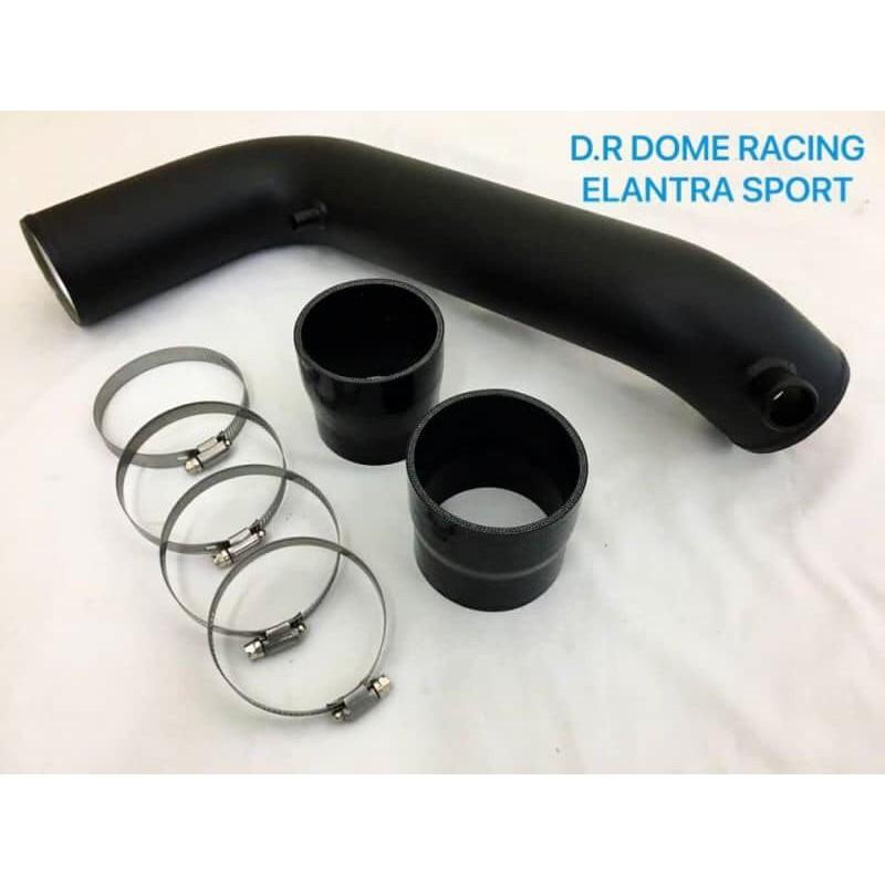 「整備區」D.R Dome Racing HYUNDAI ELANTRA SPORT 渦輪管 進氣鋁管 渦輪鋁管