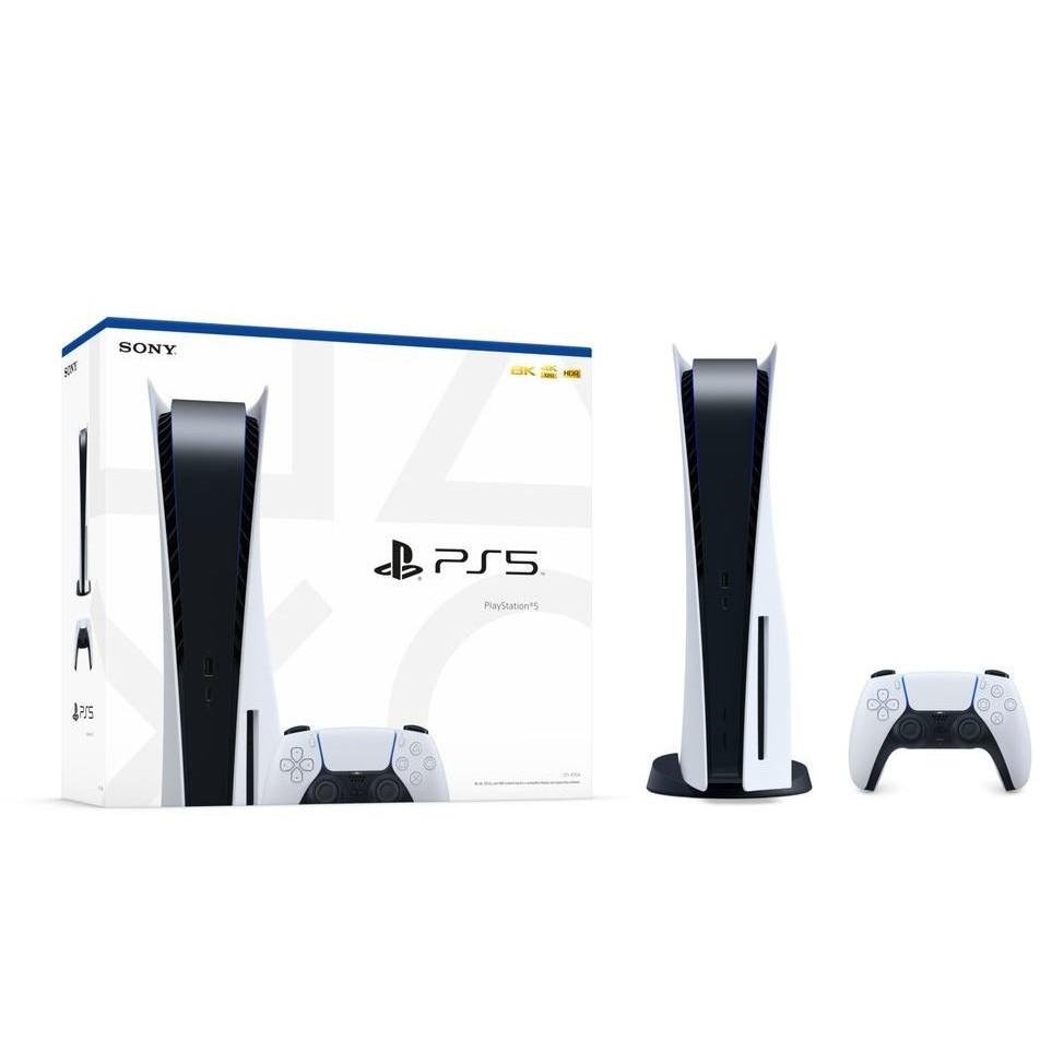 【HG電玩】全新 SONY PS5 主機 台灣公司貨 PlayStation5 光碟版