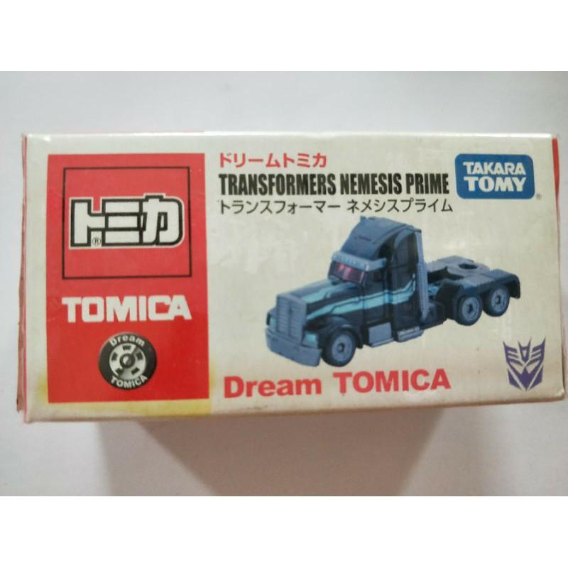 全新 盒損 TOMICA多美小汽車 DREAM 變形金剛14柯博文貨號TM82043