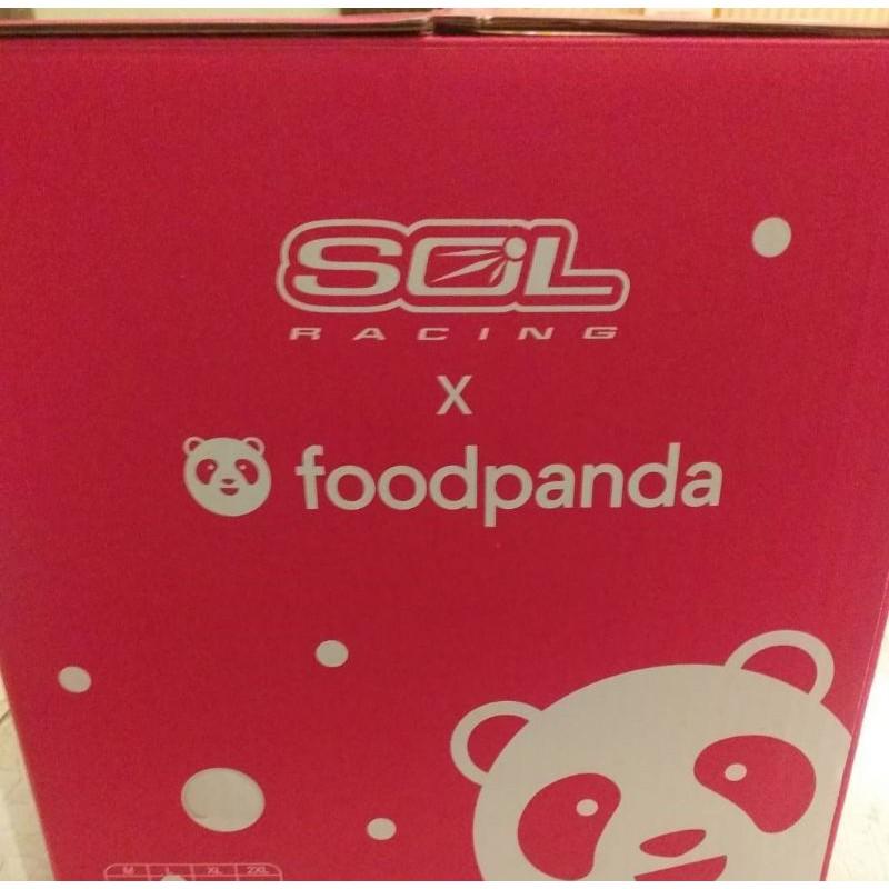 foodpanda安全帽