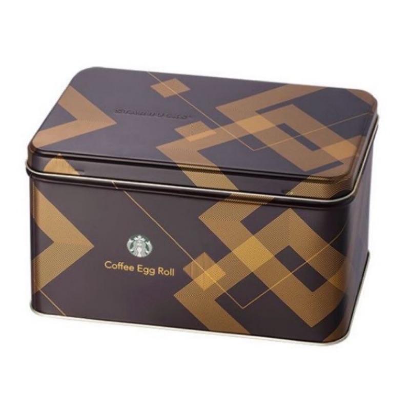[星巴克]臻選綜合蛋捲禮盒 精選咖啡蛋捲禮盒