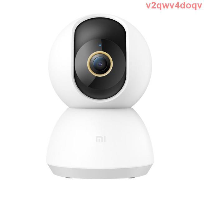 小米 MI 攝像機雲台2K版 家用監控 紅外夜視 2K超高清 智能攝像頭