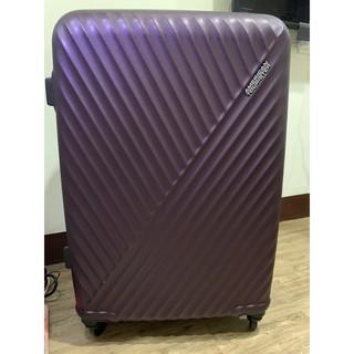 AMERICAN TOURISTER 美國旅行者28吋線條防刮硬殼TSA行李箱 紫色 台北市