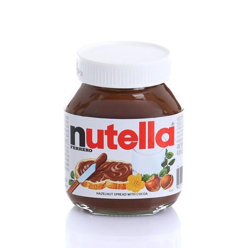 [FERRERO] Nutella 榛果巧克力醬 210g [韓國直送]
