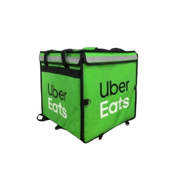 uber eat 原廠 大包 外送袋 保溫袋 四代大包 近全新