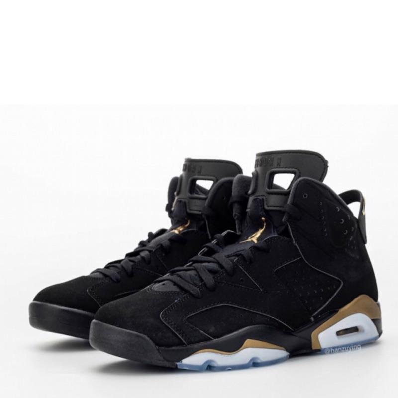Air Jordan 6代 黑金