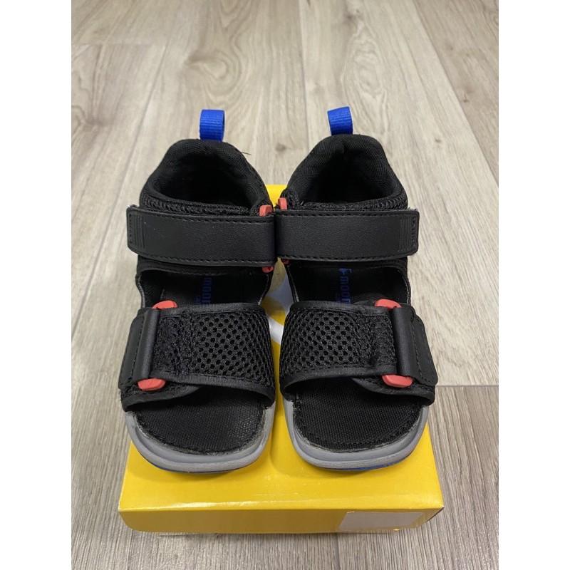 (二手/價格含運)moonstar月星機能涼鞋 兒童涼鞋16cm(附盒)