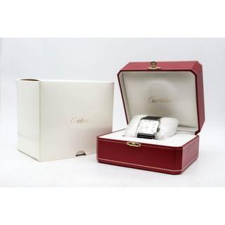 【高雄青蘋果3C】卡地亞 CARTIER W5330003 Tank MC 經典腕錶 二手手錶 #37721 高雄市