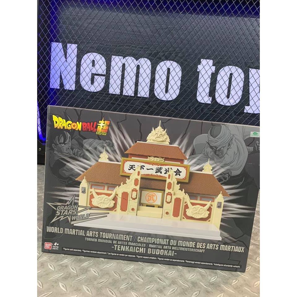 •Nemo Toys• 現貨 場景 七龍珠場景 天下一武道會
