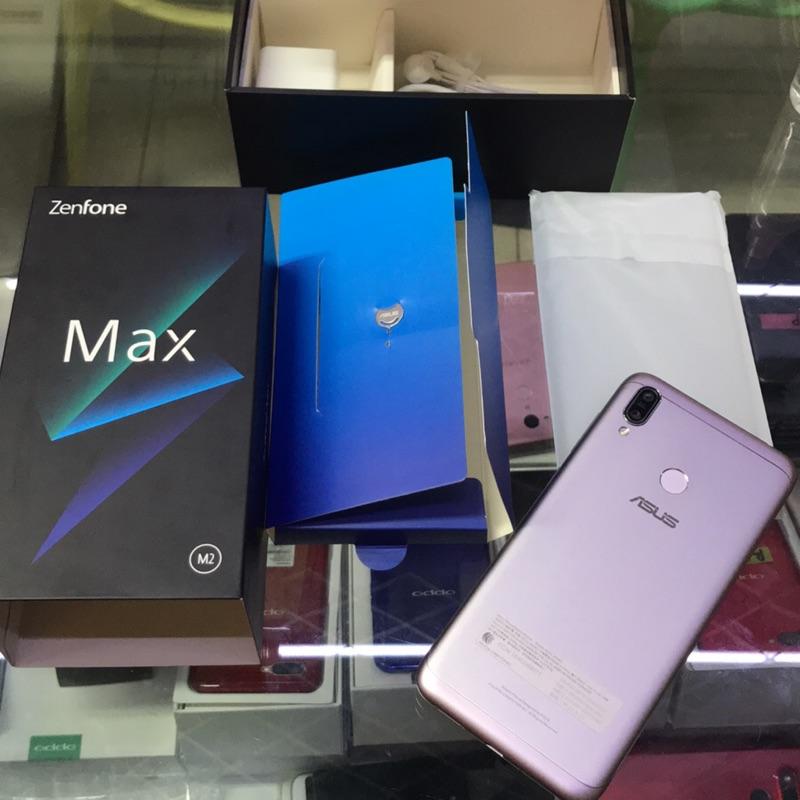 無傷 Asus ZenFone M2 6.3吋 4+64G 原廠保內 超商取貨付款 台灣公司貨 台中 永和 二手機