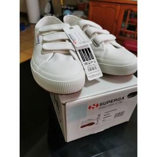 【全新✨免運】SUPERGA CLASSIC 2750 義大利國民鞋 帆布鞋 魔鬼氈款 太妍御著 新北市