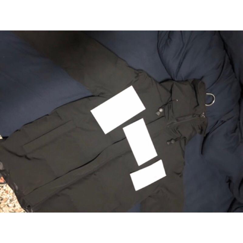 Canada Goodse (加拿大鵝)黑標 羽絨外套
