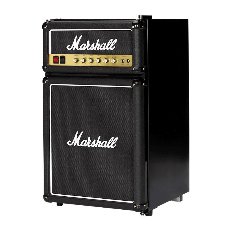 🎉全新🎉馬歇爾 MARSHALL FRIDGE 3.2限量版復古冰箱 吉他音箱外形搖滾