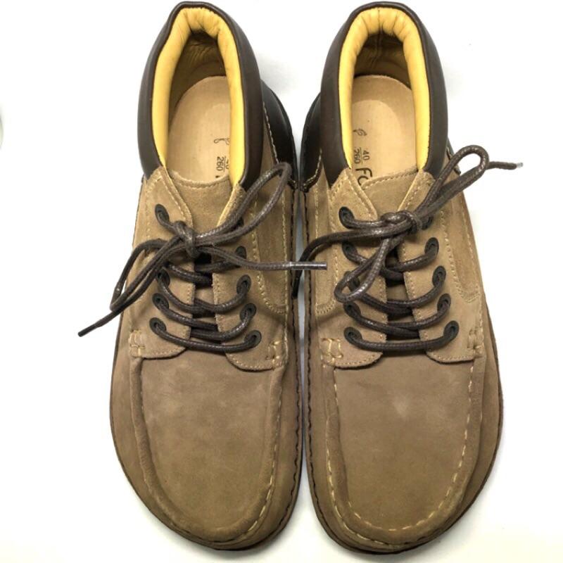 Birkenstock Osaka 咖啡高筒休閒鞋