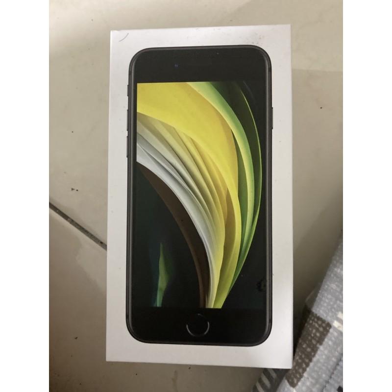 iPhone se2 128g 全新盒裝含保護殼