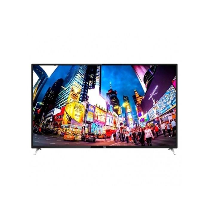 美國 AOC 50吋 50U6205 LED 4K聯網鏡像液晶電視 公司貨享保固《名展影音》