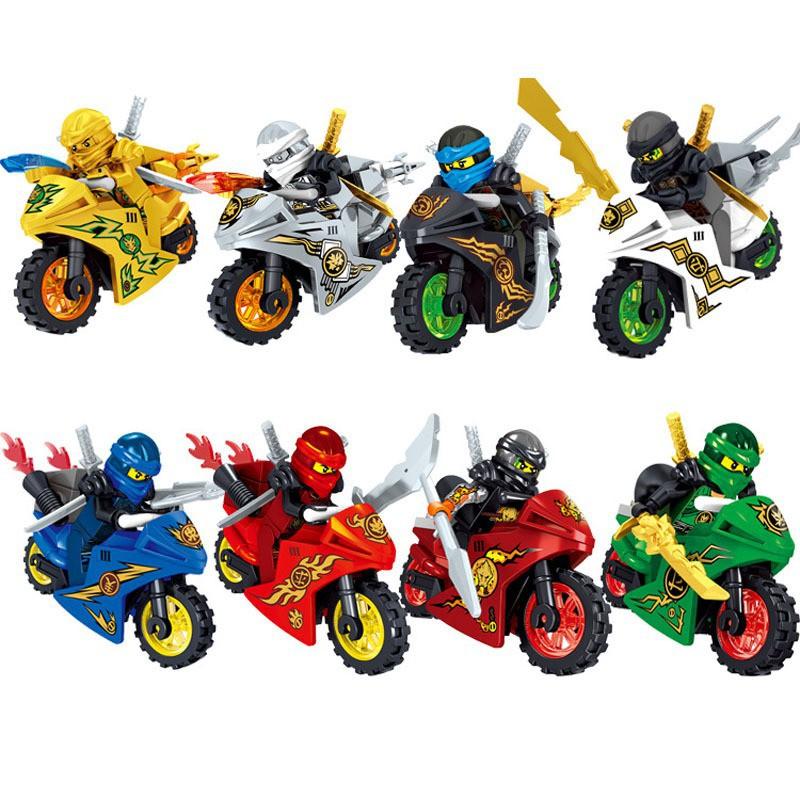 將牌 31050 旋風忍者 幻影忍者 忍者 人偶 相容 樂高 LEGO 積木 第三方 積木人偶