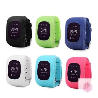 兒童防丟 Sos 智能監控 Lbs 定位兒童手錶與 Ios 和 Android 兼容