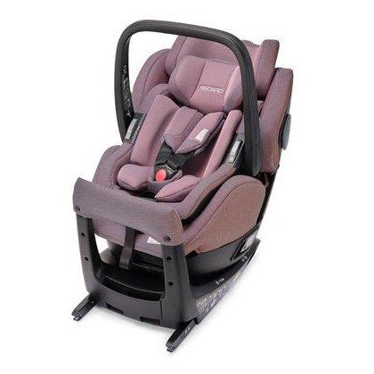 【德國代購】Recaro 汽車安全座椅 Salia Elite i-Size Prime Pale Rose 2021