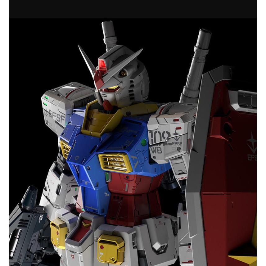 【預購】 全新 正版 PG UNLEASHED 1/60 RX-78-2 鋼彈 訂金價格