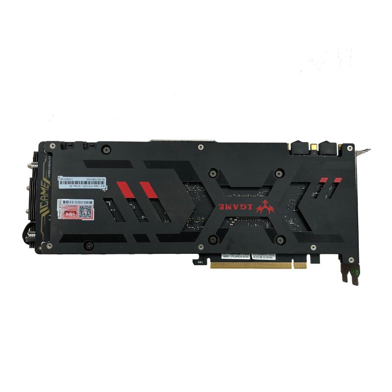 七彩虹GTX1070  8G 台式機高清遊戲顯卡 二手超1060 1080 970