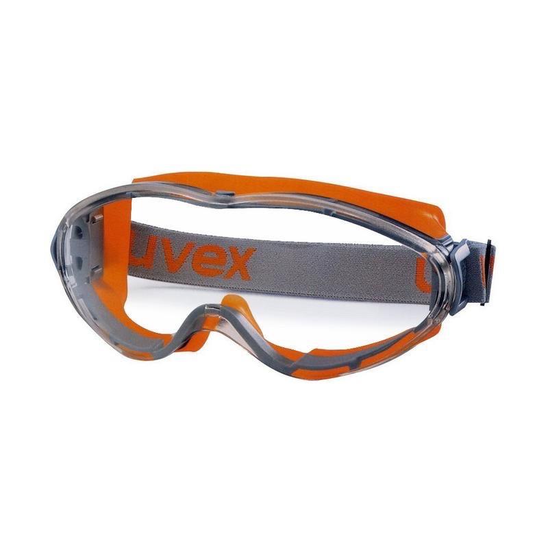 UVEX 9302|德國 防化學噴濺護目鏡 防霧安全眼鏡 防霧 防刮 抗UV 護具