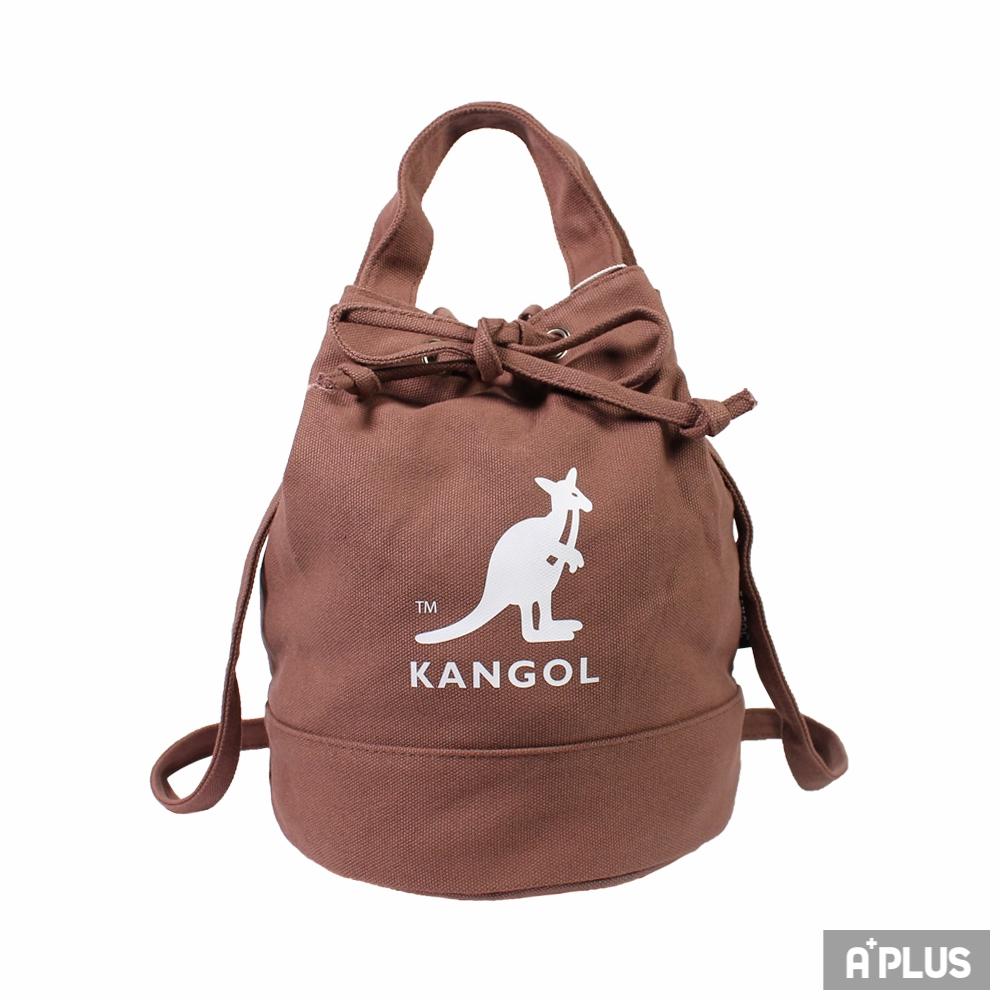 KANGOL 水桶包(褐色) - 6925300702