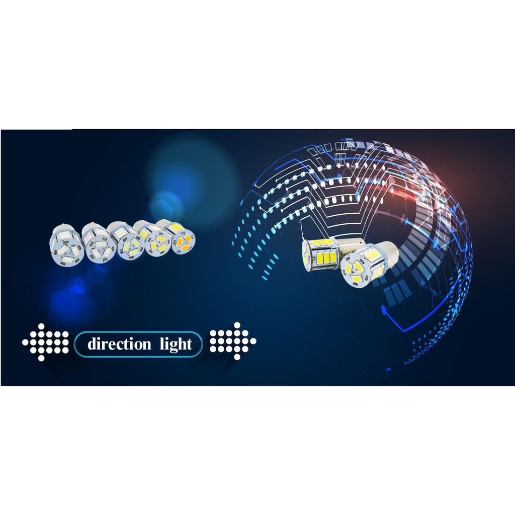 綠能基地㊣1156 燈泡 方向燈 狼牙棒 方向燈泡 尾燈 定位燈 平角 斜角 24V可用 角燈 煞車燈 小燈 車燈改裝